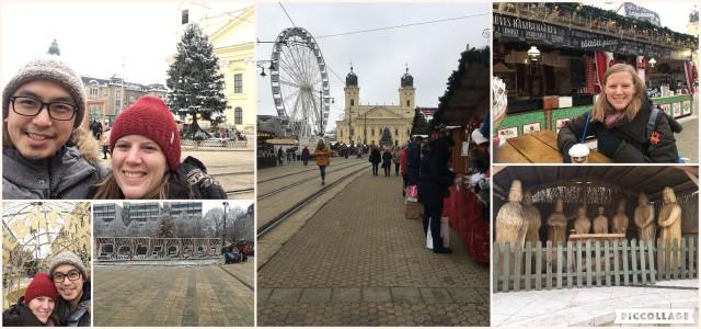 Debrecen Christmas Market