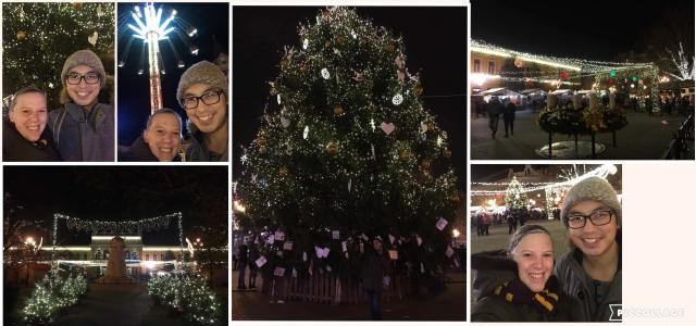 Nyíregyháza Christmas Market
